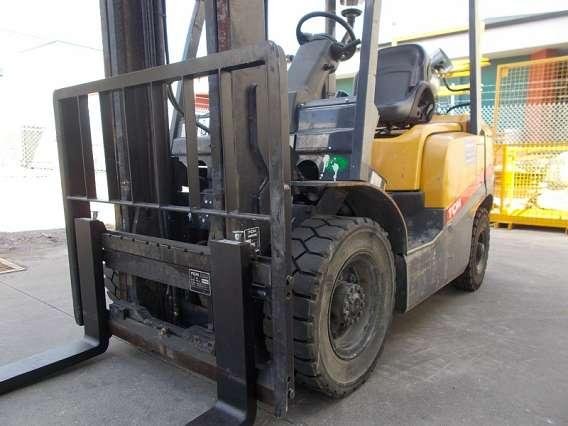 Used 2500kg TCM Forklift