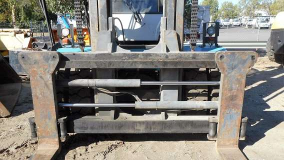 16t Forklift Reach Stacker