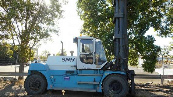 16t Forklift Reach Stacker