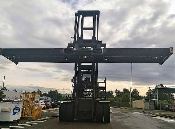 Second Hand Full Container Handler