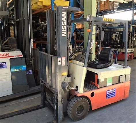 3 Wheel Forklift