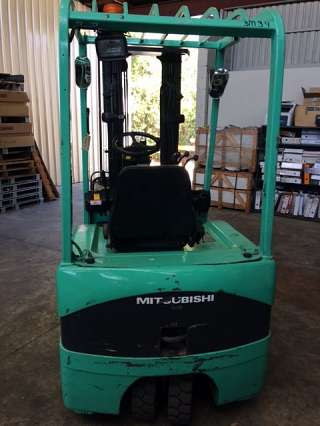Used Mitsubishi Battery Forklift 1800 kgs