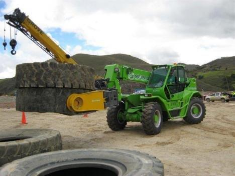 Telescopic Telehandler