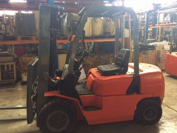 Used CPCD25NR Forklift
