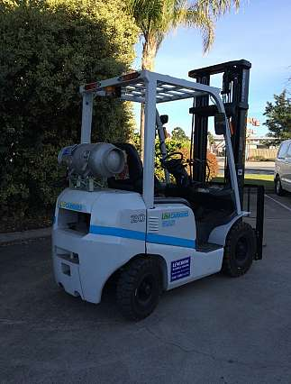 Used 2 Tonne Unicarrier Forklift