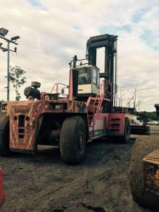 45T Used Forklift