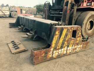 Used 45T Container Forklift