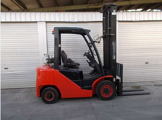 Used 2.5T HC Powerlift