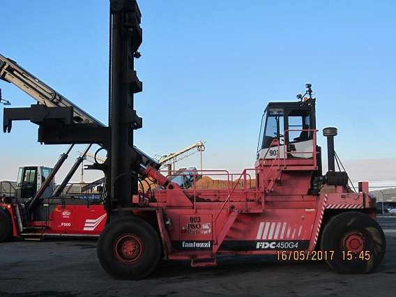 45T Container handler
