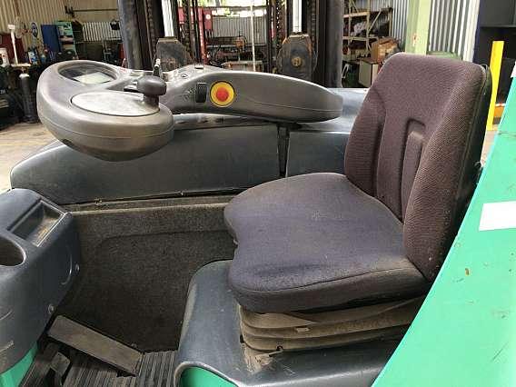 1.6T Mitsubishi Electric Reach Truck
