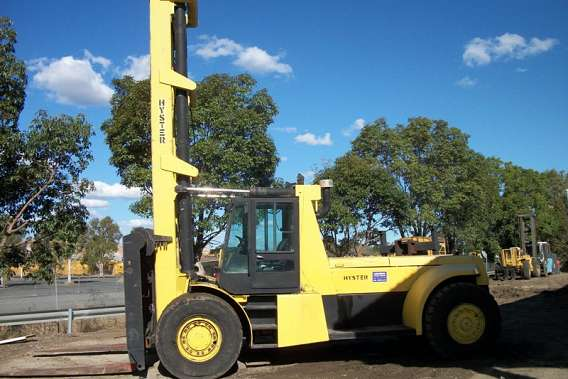 Used Hyster Forklift Truck