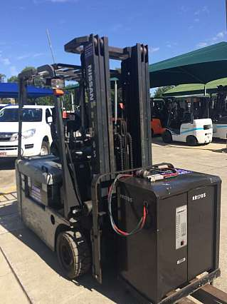 Used 1.8T Container Mast BE Nissan Forklift