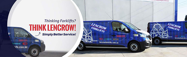 Think Lencrow - Simply Better Service