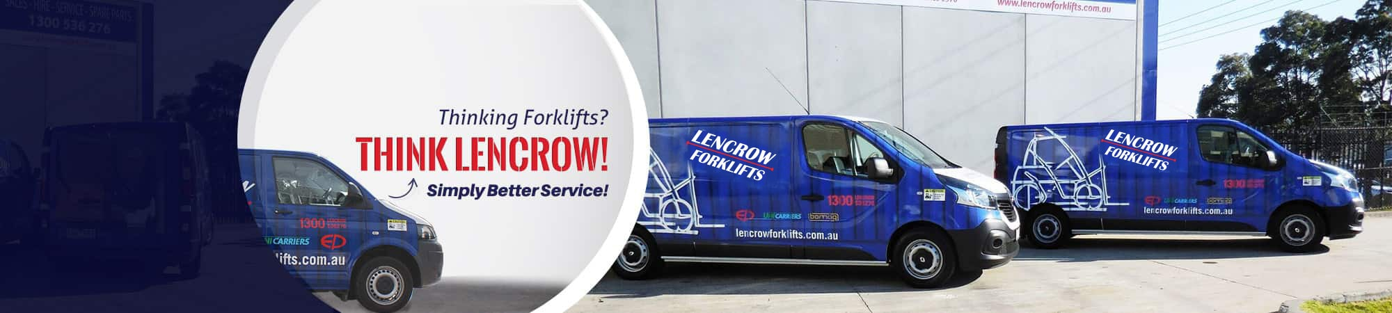Lencrow - Simply Better Service