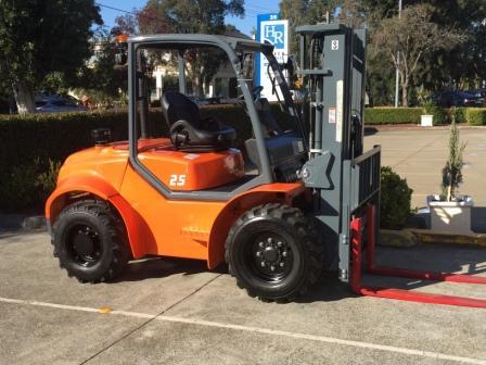 EP Rough Terrain Forklift