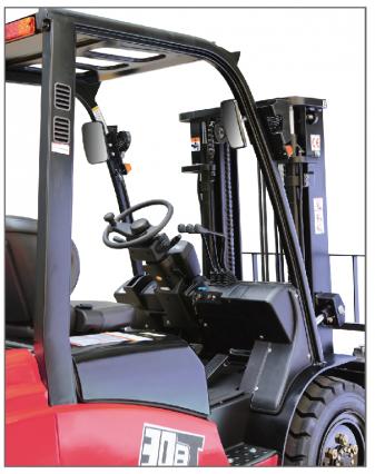Diesel T Series - 1500 - 3500 kg