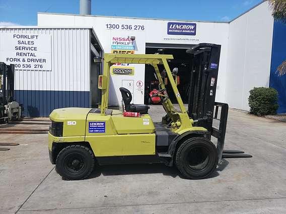 Used FD50 Mitsubishi Forklift