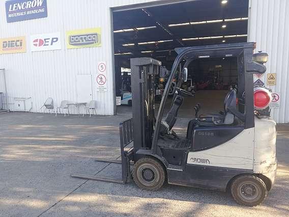 Crown 1800kg LPG Forklift