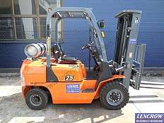 Container Entry Forklift 2500kg