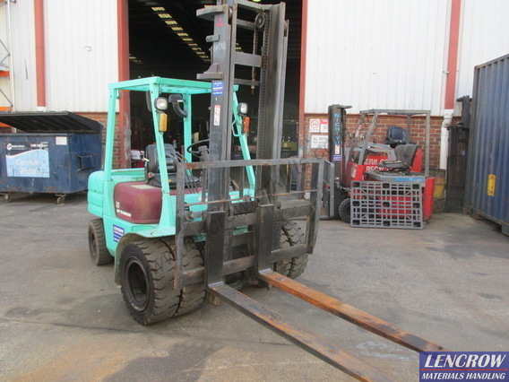 Used Mitsubishi Forklift For Sale