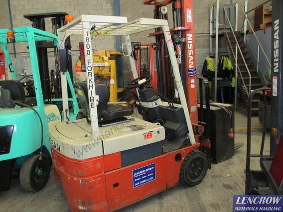 Factory Forklift