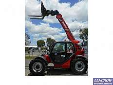 Used Manitou Telehandler 4200kg - No Straddle Legs