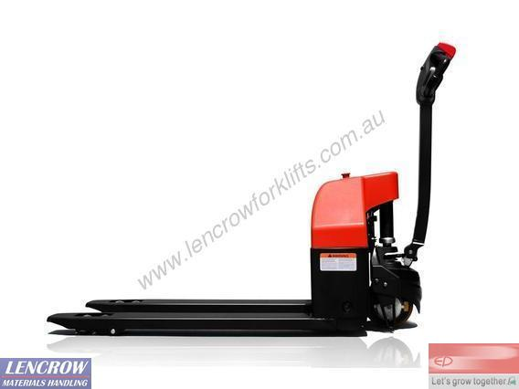 Electric Pallet Truck 1500kg EPT20-15ET by Lencrow