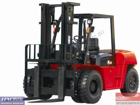 EP LPG Forklifts 5000 - 7000kg R Series