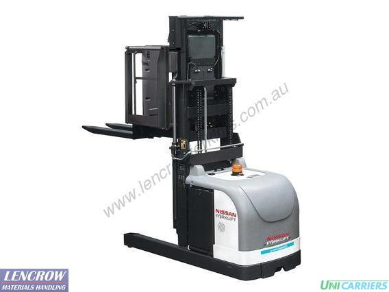 Medium Level Order Picker 1000kg OPM