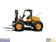 Construction Forklifts 2700 - 5000kg P Series