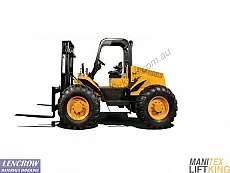 Construction Forklifts 2700 - 5000kg P Series