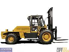 Construction Forklift 7000 - 9000kg M Series