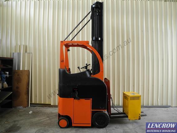 Used Electric Reach Truck Carer 1600kg