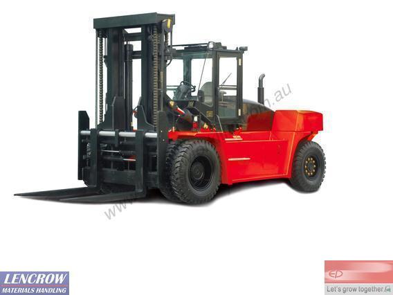 Diesel Forklifts 12,000 - 16,000kg R Series