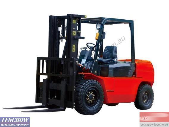 Diesel Forklifts 3000 & 3500kg R Series