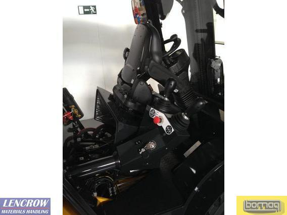 All Terrain Forklift MP Series