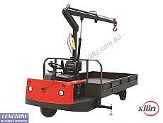 Electric Truck with Crane 2000kg DC500
