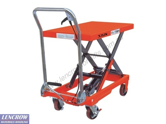 Xilin Scissor Lift Table SP300 (500) by Lencrow