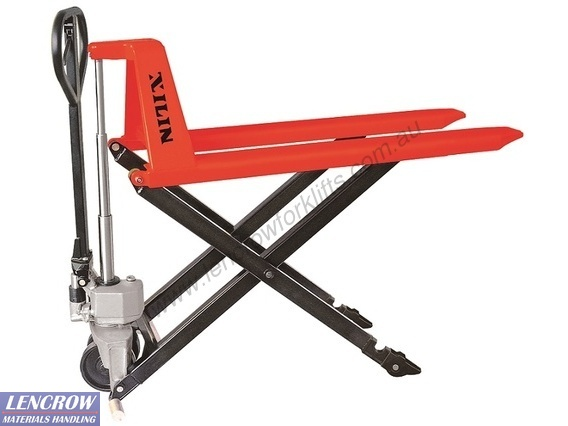High Lift Pallet Jack 1000kg JF