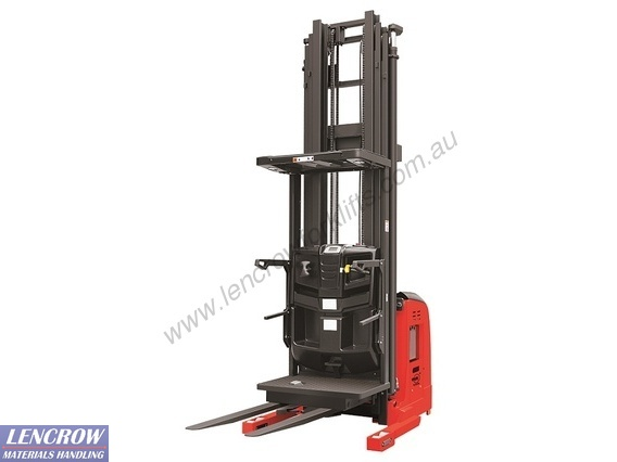 Electric High Level Order Picker 1500kg OPS15