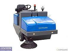 Conquest Commercial Floor Sweeper Machine PB155
