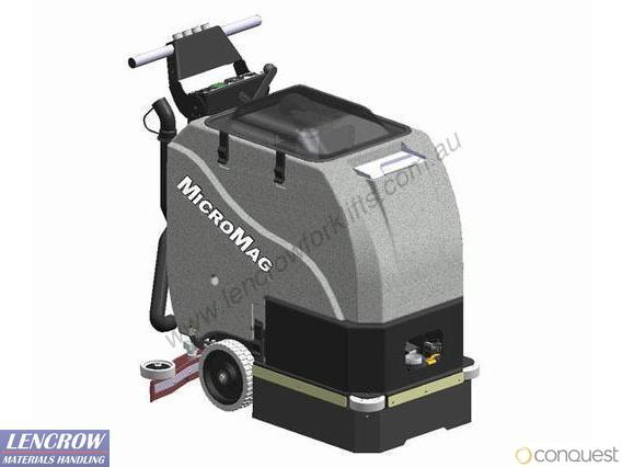 Conquest Walk Behind Scrubber Dryer Tomcat MICROMAG
