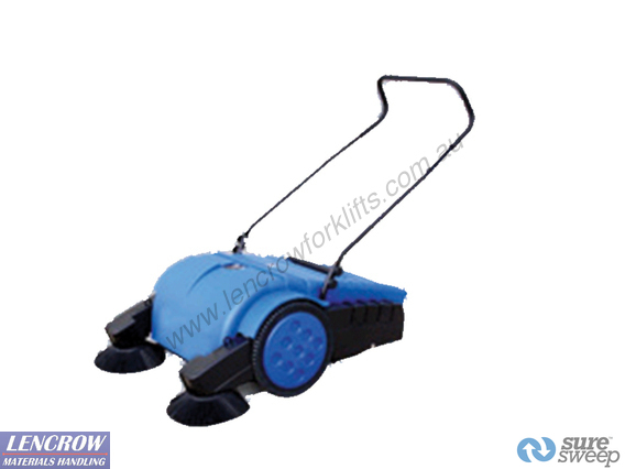 Sure Sweep Walk Behind Sweeper SM900
