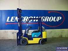 Used Komatsu 1800kg Compact LPG Forklift