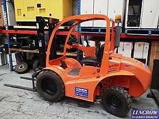 Mast Rough Terrain Forklift