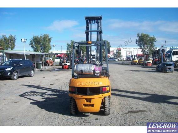 Samsung 3000kg Diesel Forklift