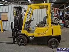 Used Hyster 2500kg LPG Forklift