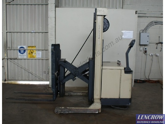 Used Walkie Reach Stacker For Sale