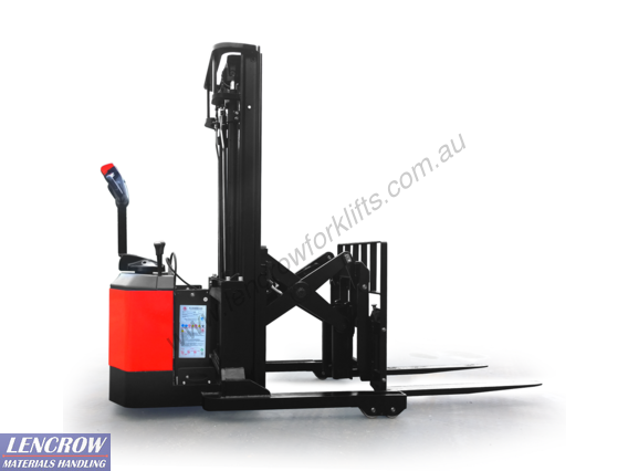 Walkie Reach Stacker