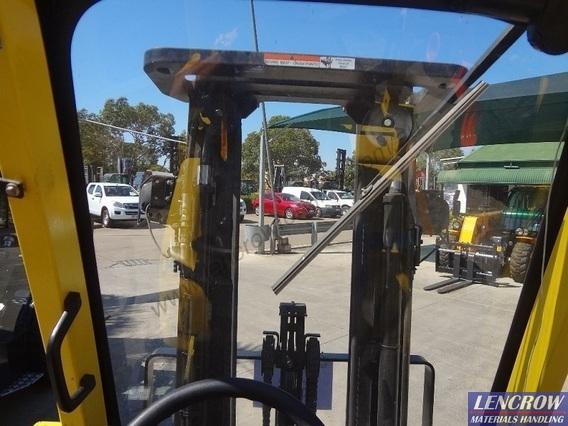 Forklift Operator Cabin